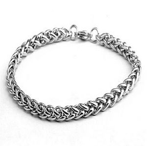 Other - CURB LINK 316L STAINLESS STEEL BRACELET